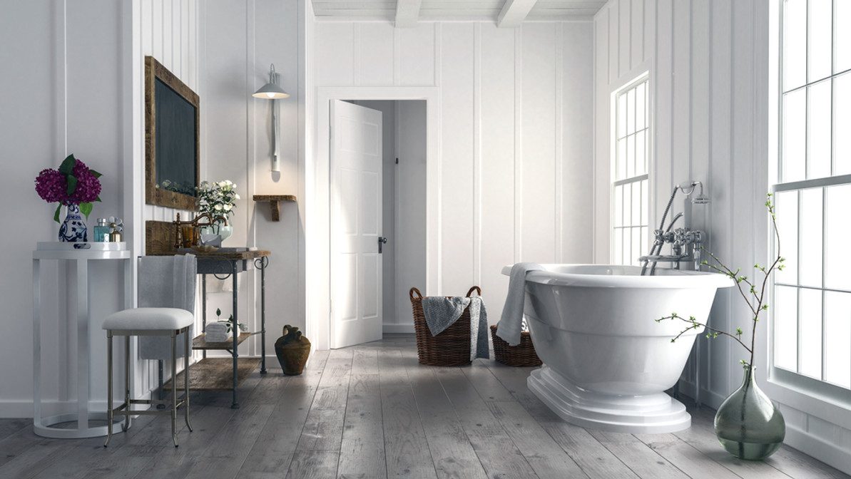 Should I Use Laminate Flooring In A Bathroom Go For Floors