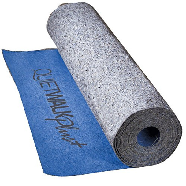 QuietWalk® Plus Underlayment for Glue and Nail Down Flooring