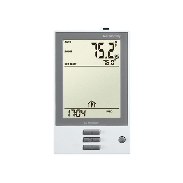 QuietWarmth® 7-Day Programmable Floor Heating Thermostat