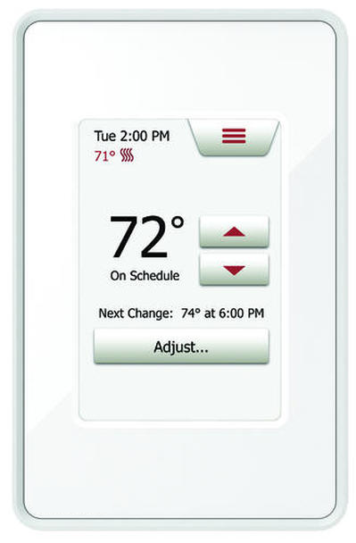 QuietWarmth® Wifi Smart Touch Floor Heating Thermostat