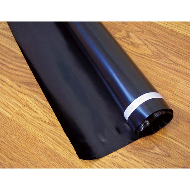 6 Mil Polyethylene Film - Moisture Barrier and Vapor Barrier Underlayment for All Floors