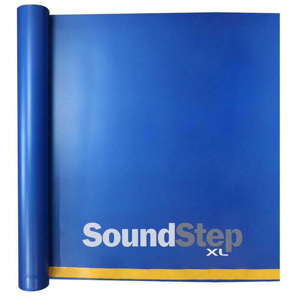 SoundStep XL Premium Foam Underlayment for Laminate, Engineered and Glue-Down Floors