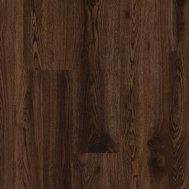 COREtec® One Doral Walnut 6.3 mm Thick x 5.91 in. Wide x 48.03 in. Length  Luxury Vinyl Plank Flooring