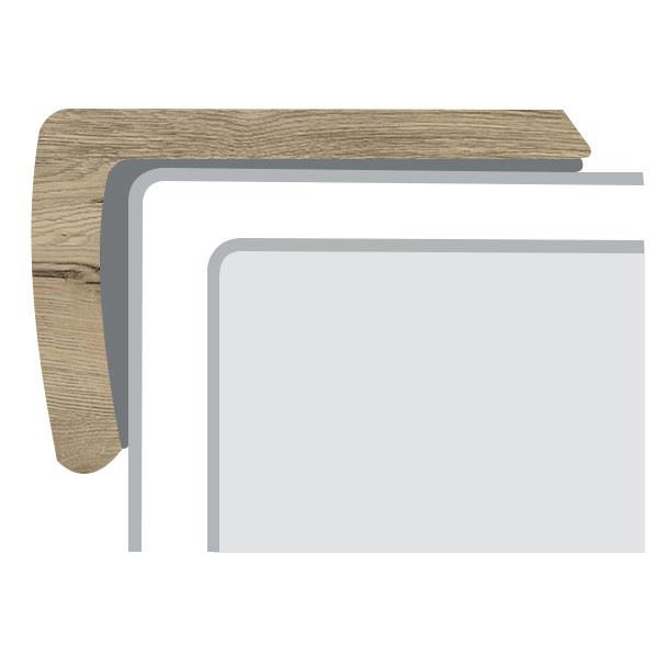 COREtec® Augustine Oak Stair Cap Molding