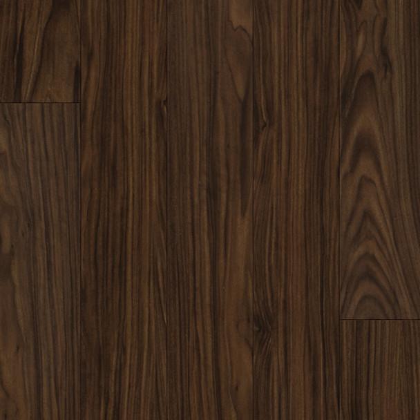 COREtec® Plus Black Walnut  8 mm Thick x 5 in. Wide x 48 in. Length  Luxury Vinyl Plank Flooring