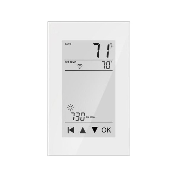 Programmable WIFI Flooring Heating Thermostat (Compatible with Alexa & Google Home)