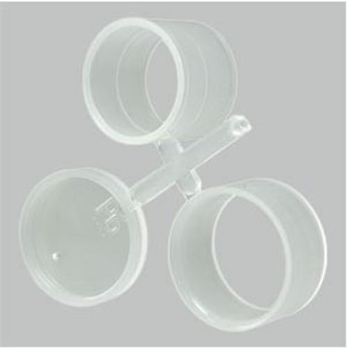 32mm透明样品杯