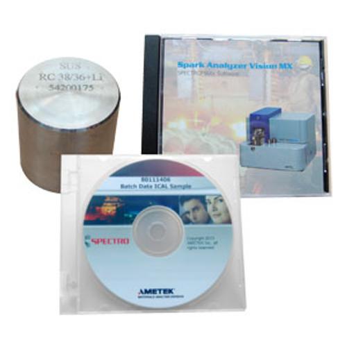 标样 RC38/LI + ICAL DATA CD