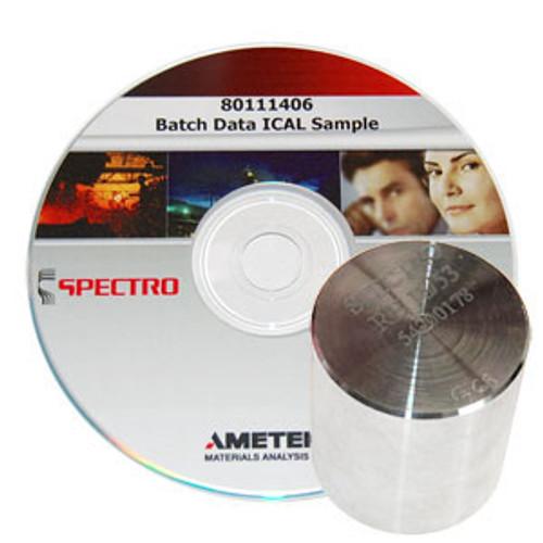 标样 RH18 + ICAL DATA CD/