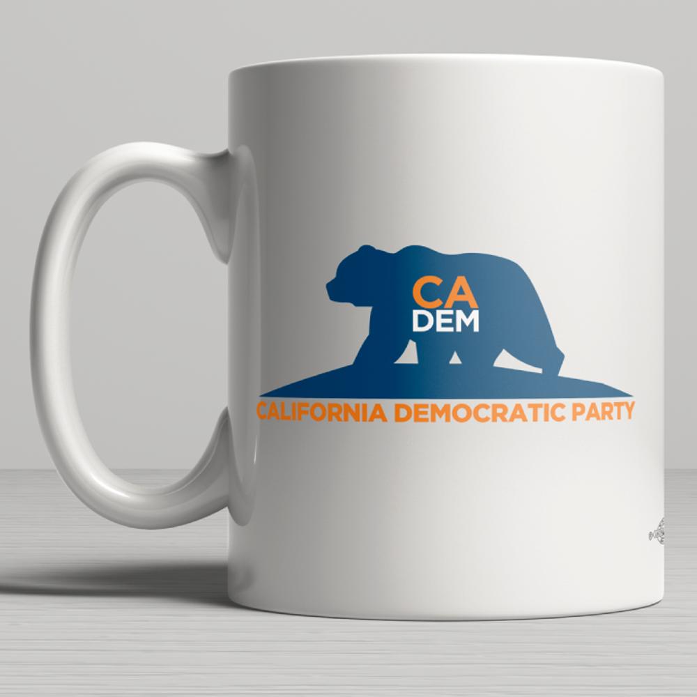 Bear Logo (11oz. Coffee Mug)