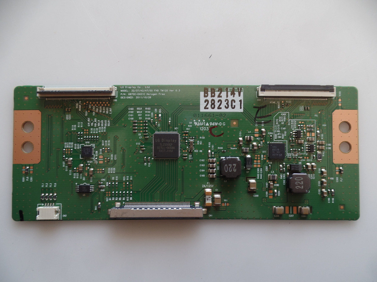 6871L-2089B T-Con Board