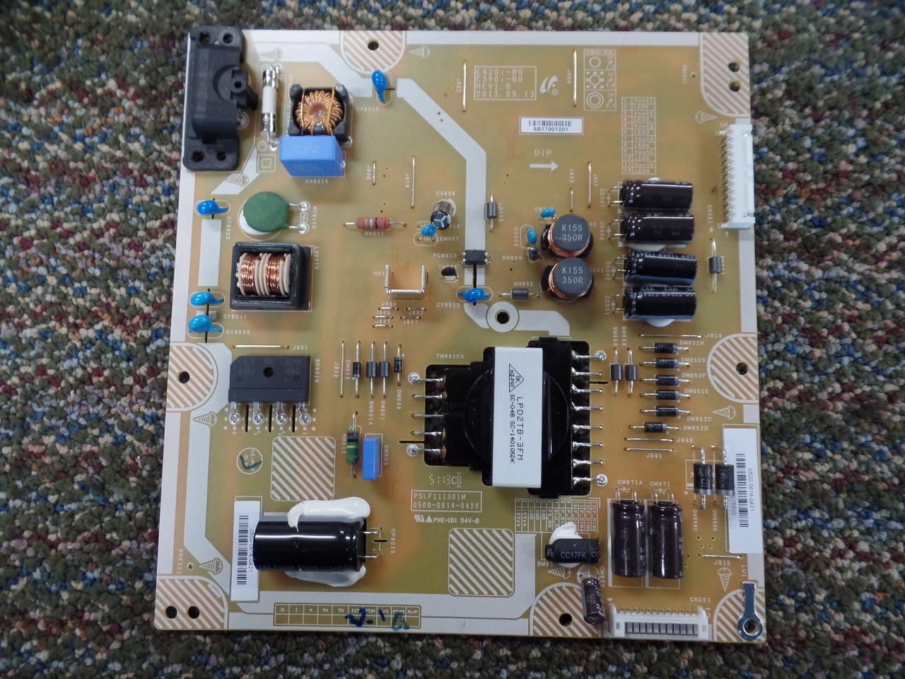 0500-0614-0421 Vizio Power Supply / LED Board