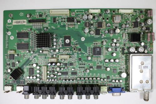 CBPF7Z1KZA2, 715T2300-F RCA Main Board for L32WD22.