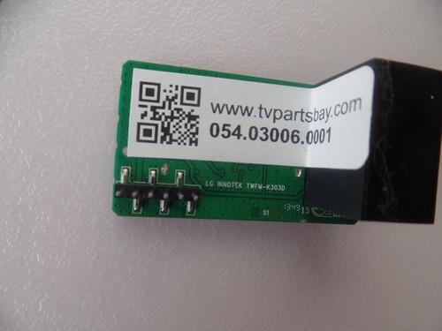 054.03006.0001, YZP-TWFMK303D Vizio  Wi-Fi Module