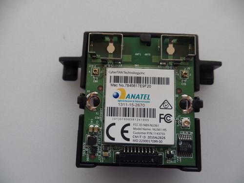 1143755 Hisense/Sharp Wireless/Wifi LAN Module