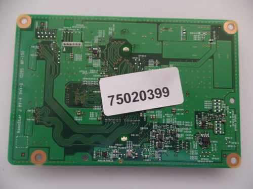 75020399, PE0895A, V28A001172A1 Toshiba 3D-IF Board