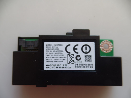 BN59-01174A Samsung Wi-Fi Module