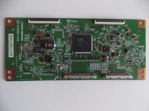3E-D088563, V420HK1-CS5 Toshiba T-Con Board for 58L1350U / 58L4300U