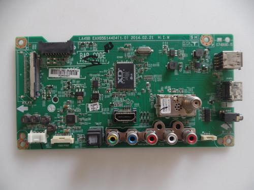 Semiconductor Products LG EBU62287640 Main Board for 32LB560B-UZ ...