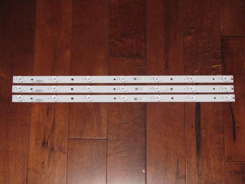 LB-PF3030-GJD2P53153X7ACB2-D Vizio Replacement LED Strips (3)
