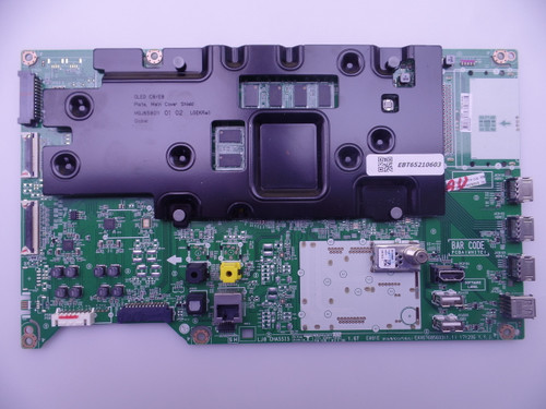 EBT65210603 LG Main Board for OLED55B8PUA.BUSWLJR