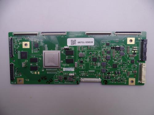 6871L-5581B LG T-CON FOR LG OLED65E8PUA AUSWLJR