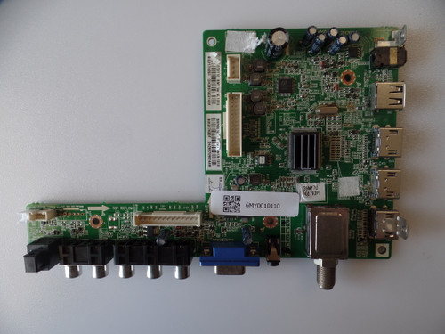 6MY0010110 Insignia TV Module, main board for NS-39L400NA14