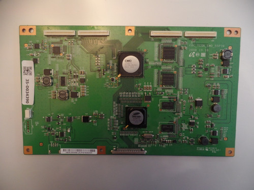 35-D034390 T-Con Board for Samsung UN40B6000VFXZA