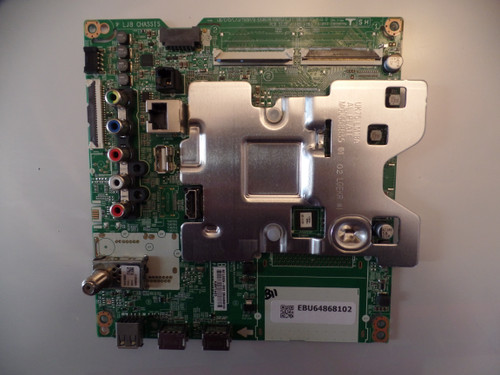 EBU64868102 Main Board for LG 43UK6090PUA.BUSTLJM 43UK6200PUA.BUSTLJM