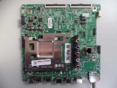 BN94-14756X Main Board Samsung UN50RU7100FXZA
