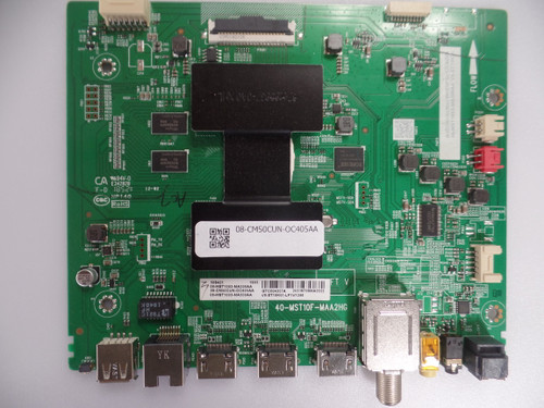 08-CM50CUN-OC405AA Main Board for TCL 50S421LDAA