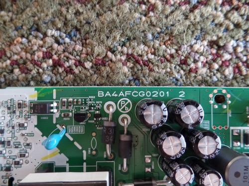 A4AFCMMA-001, BA4AFCG0201 2 Digital Main Board / Power Supply Unit for  Emerson LF320EM4 A