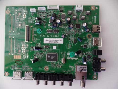 JVC 3655-0852-0150 Main Board for EM55FTR
