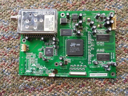 Astar 7566T3205002M Tuner Board