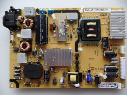81-PWE065-H91, SHLD7001F -101H TCL Power Supply for 65S405