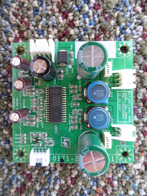 3850-0102-0137, 0171-2871-0211 Vizio Audio Board