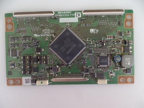 CPWBX3347TPZA Philips T-Con Board for 37PF9631D/37