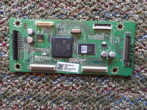 EBR72680703, EAX63986201 LG Main Logic CTRL Board