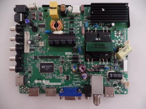 34013968, L15051492 Seiki Main Board / Power Supply SE43FK