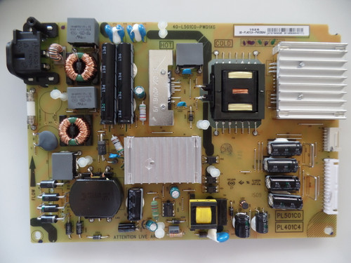 08-PL401C4-PW200AA, 40-L501C0-PWD1XG TCL Power Board For 55FS3700