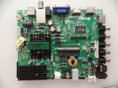 34013810, H15041035 Seiki Main Board / Power Supply SE43FK