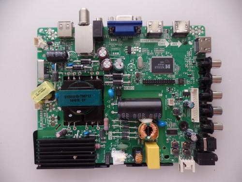 H15030882, 34013518 Seiki Main Board / Power Supply SE43FK