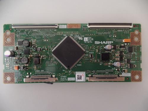 RUNTK5261TPZC, CPWBX5261TPZC Vizio T-Con Board