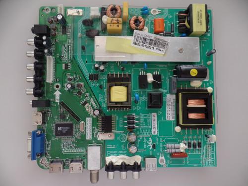 M3393L08, AY128C-1MF27-80 Proscan PLDED4831A-RK Power Supply/Main Board