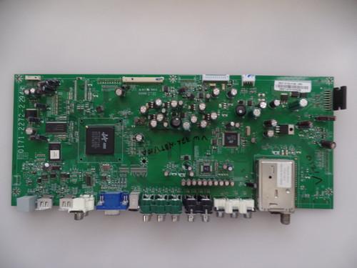 3637-0122-0150 Main Board for Vizio VW37LHDTV10A