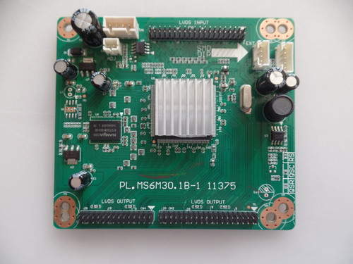 1A2D0711, PL.MS6M30.1B-1 11375, Digital Board for Sceptre