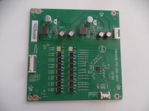 LNTVGU21EXAF8 LED Driver for Vizio E55-E1 LTM7VIBS