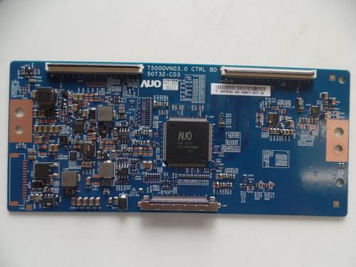 55.55T29.C02, 50T32-C03 T500QVN03.0 Vizio T-Con Board