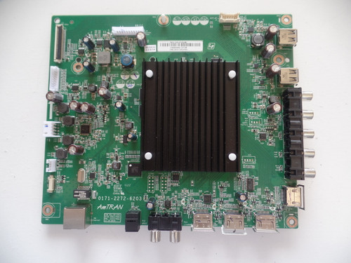 3655-1292-0150 Vizio Main Board for M55-D0 LED TV Serial Nº LAUATZBS