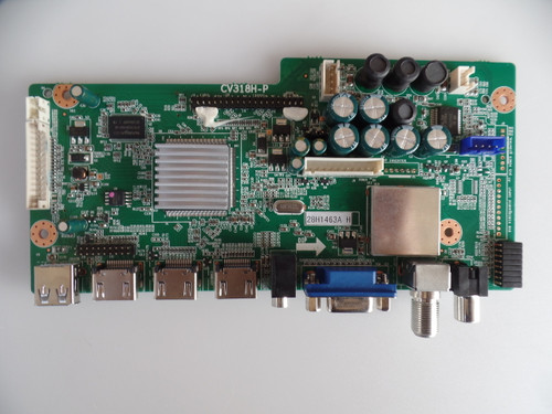 28H1463A, CV318H-P Element Main Board for ELEFW705